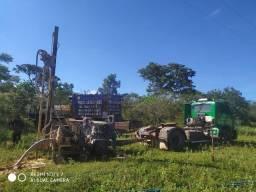 Maquina Perfuratriz Poço Artesiano