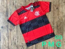 Título do anúncio: Camisas Flamengo Primeira Linha
