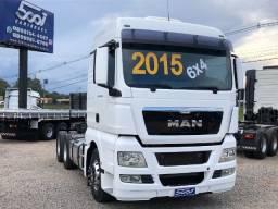 Man TGX 29440 6x4 ano 2015
