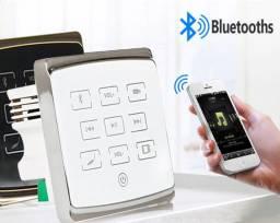 Amplificador Parede. Som Ambiente Bluetooth M86C.