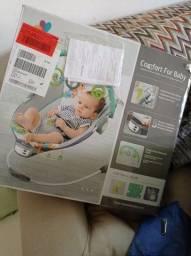 Título do anúncio: Cadeirinha de balanço nova para bebê