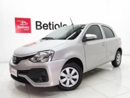 Toyota Etios HB X 1.3 MT 2018 4P