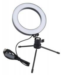 Ring Light Tripé