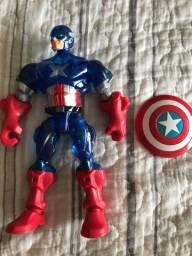 Bonecos Super Heroes Mashers Marvel Hasbro
