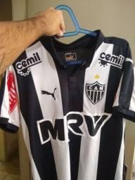 Camisa Atlético-MG, tamanho M , número 9
