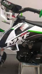 Mini moto 110cc mxf lançamento