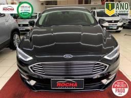 Ford Fusion 2018 2.0 titanium fwd 16v gasolina 4p automático