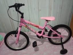 Bicicleta infantil nova