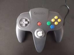 Controle Nintendo 64 original perfeito estado