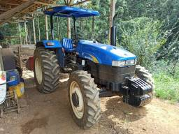 Trator New Holland TT - 3840