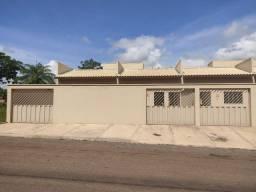 Casa nova  com 2 quartos 1 banheiro - à venda no Luzimangues