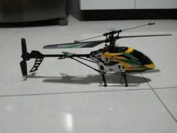 Helicóptero rc wltoys v912 2.4 ghz