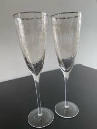 Título do anúncio: 2 Taças Champanhe TOKSTOK
