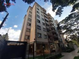 Apartamento com 3 dormitórios, sendo uma suíte para alugar, 70 m² por R$ 1.500/mês - Zona
