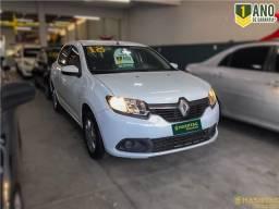 Título do anúncio: Renault Logan 2018 1.0 12v sce flex expression manual