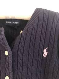 Casaco Ralph Lauren azul marinho