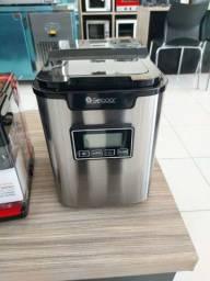 Maquina de gelo domestica gelopar 12kg / 24h 220v (nova) Alecs