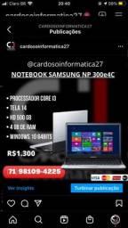 Título do anúncio: Notebooks seminovos barato