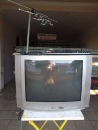 Título do anúncio: TV LG Turbo/tubo