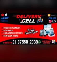 Conserto de Celular Domiciliar