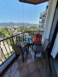 Apartamento à venda com 3 dormitórios em Pechincha, Rio de janeiro cod:TIAP32954