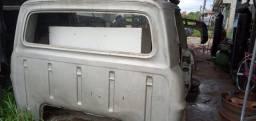 Cabine da F4000 ou F1000 com portas.