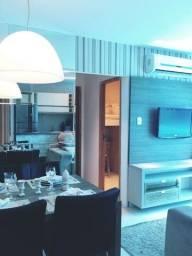 Título do anúncio: 51. Oportunidade! Apt no Araçagy 57m2, com 2Q, 2 banheiros e varanda gourmet