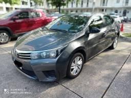 Corolla Gli Upper (AUT) - GNV 5ªGeração - Couro/Multimidia - Particular - 2016