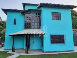 Casa com 3 dormitórios à venda, 140 m² por R$ 495.000 - São José de Imbassai - Maricá/RJ