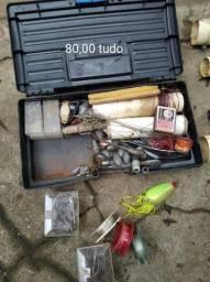 Título do anúncio: Material de pesca