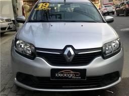 Renault Logan 2019 1.0 12v sce flex expression manual