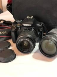 Título do anúncio: Camera Canon EOS 1100d