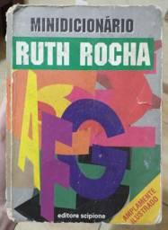 Minidicionário Ruth Rocha