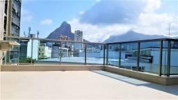 Apartamento à venda com 3 dormitórios em Leblon, Rio de janeiro cod:8646