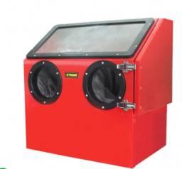 Cabine para Jateamento de Bancada 100L Strom