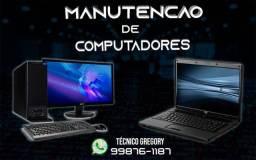 Título do anúncio: Manutenção de Computadores e Tecnologias.