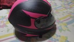 Título do anúncio: Vendo capacete novo