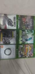 Jogos em mídia física para o Xbox One V/T