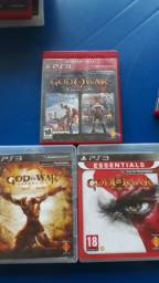 Jogos para play 3 God of war