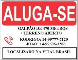 Galpão Comercial