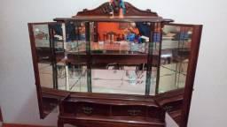 Título do anúncio: Conjunto de sala de jantar Luis XV - Madeira Maciça de Lei