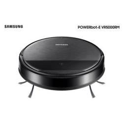 Título do anúncio: Aspirador De Po Robo Samsung - Powerbot-e Vr5000rm - Robô Aspirador