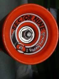 Título do anúncio:  Skate Mini Long Top - Personalizado com peças importadas