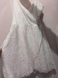 Título do anúncio: Vestido de Rendinha