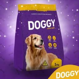 Ração DOGGY Premium - 1KG