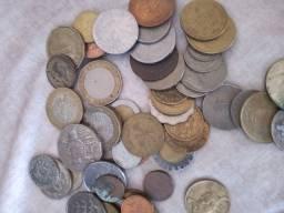 Título do anúncio: Lote de moedas antigas