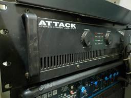 Amplificador attack