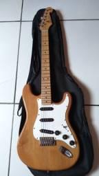 Guitarra sx American alder