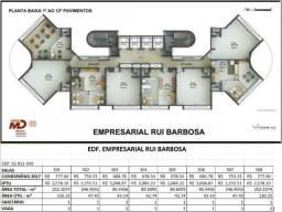 Empresarial Rui Barbosa - 3° Pavimento - Sala ou o Andar - Proprietário