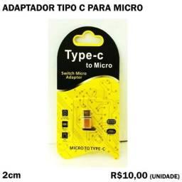 Adaptador Tipo C para Micro
